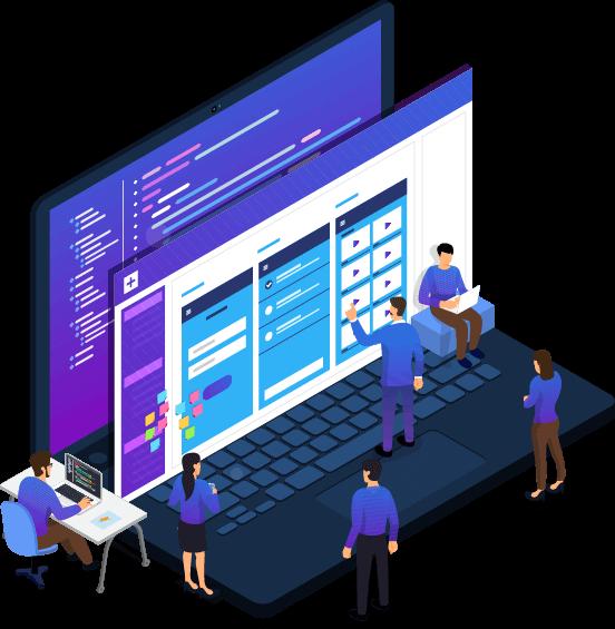 طراحی تخصصی وبسایت